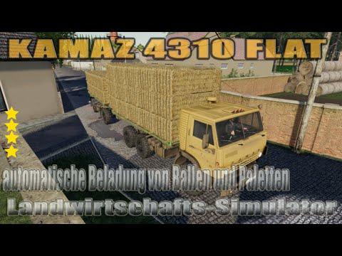 Kamaz 4310 Flat v1.2.0.0