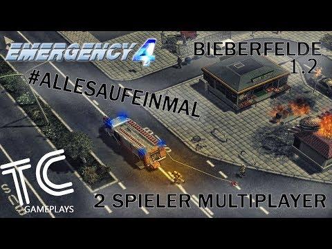 Emergency 4 - Bieberfelde Multiplayer - Folge 19 - #ALLESAUFEINMAL