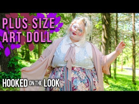 I'm Not 'Too Fat' To Be A Doll | HOOKED ON THE LOOK