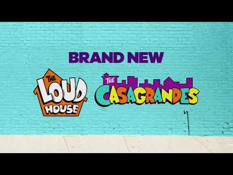 The Loud House & The Casagrandes New Episodes Promo - January 29, 2021 (Nickelodeon U.S.)