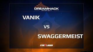 Vanik vs Swaggermeist, game 1