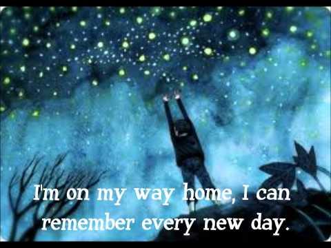 Enya- On My Way Home Lyrics