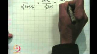 Mod-03 Lec-07 Non - Linear Optics (Contd..)