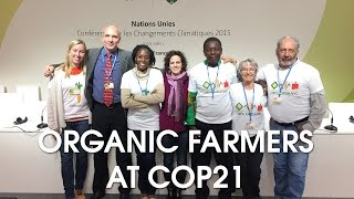 An Earth Week Message: Organic Agriculture Is Key to Slowing Climate Change