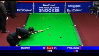 Snooker - 2010 Premier League - Final - Full Match