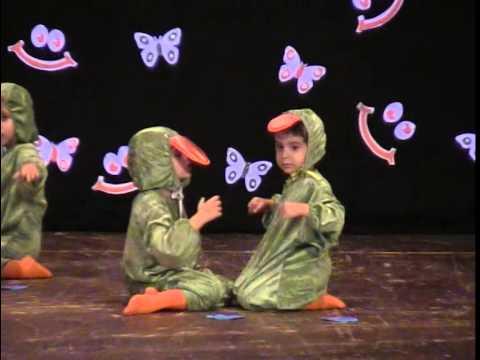 Yeşil Ördek Gösterisi