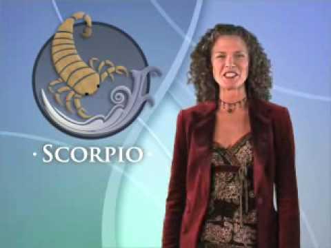 Scorpio Horoscope: Week of November 12, 2007
