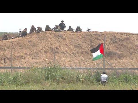 Zusammenstöße im Gazastreifen - mindestens zwölf Tote