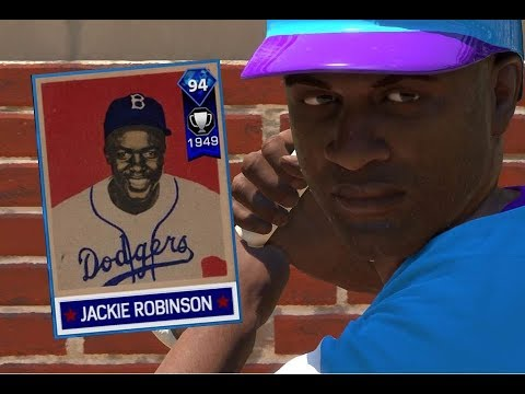 Hardware Jackie Robinson Debut! - MLB The Show 18 Gameplay
