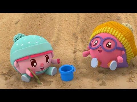 Малышарики - Модница- серия 118- обучающие мультфильмы для малышей 0-4