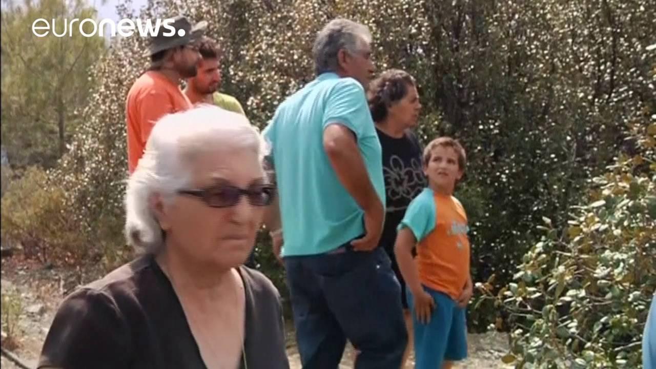 Κύπρος: Καταστροφική πυρκαγιά