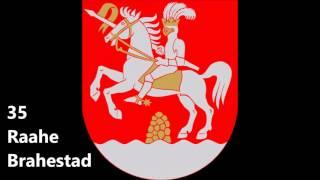 Suomen kunnat: Pohjois-Pohjanmaan maakunta Finlands kommuner: Landskapet Norra Österbotten Suoma gielddat: Davvi-Pohjanmaa eanangoddi ...
