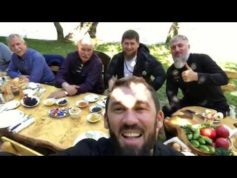 Губернатор Петербурга Полтавченко и Рамзан Кадыров скандируют «Ахмат — сила!»