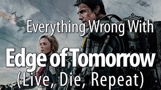 Nonton Everything Wrong With Edge Of Tomorrow Film Subtitle Indonesia Streaming Movie Download