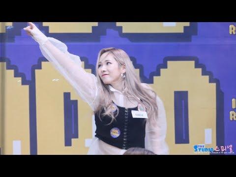 190403 에버글로우 EVERGLOW 이유 E:U 미아 MIA 'BLACKPINK , BTS Dance' 4K 직캠 @ 아이돌라디오 by Spinel - Thời lượng: 102 giây.