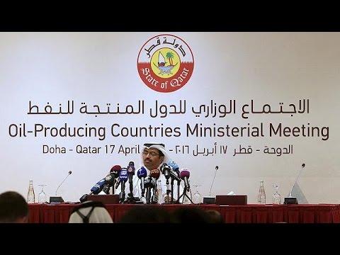 Πέφτει το πετρέλαιο μετά την αποτυχία στη Ντόχα – economy