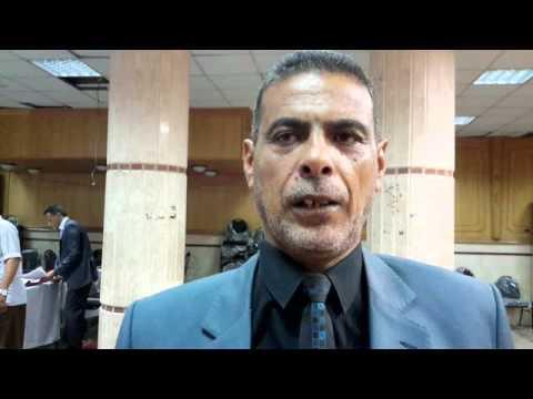 اسماعيل ابو غزالة : قانون المحاكم الجديد عمل علي تقسيم المحامين