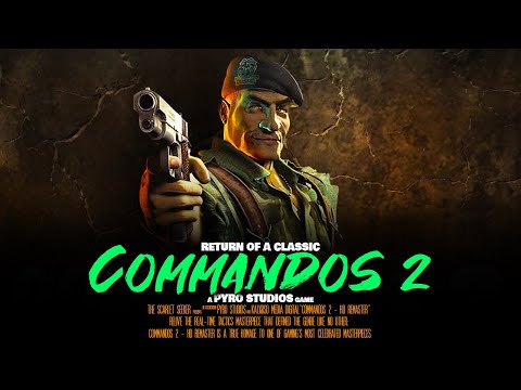 Commandos 2 HD Remaster | Overview and Impressions