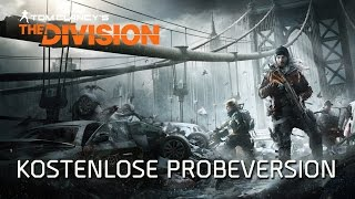Tom Clancy's The Division - Kostenlose Probeversion