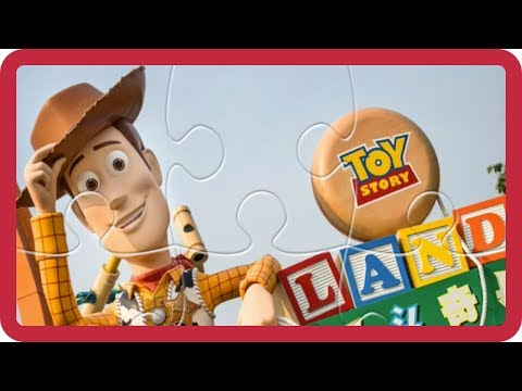 Video Disney Pixar Jigsaw Puzzles   Sheriff Woody from Toy Story with Children's Games and Nursery Rhymes download in MP3, 3GP, MP4, WEBM, AVI, FLV January 2017