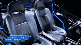 3. Polaris RZR XP 900 H.O. Jagged X Edition 2013