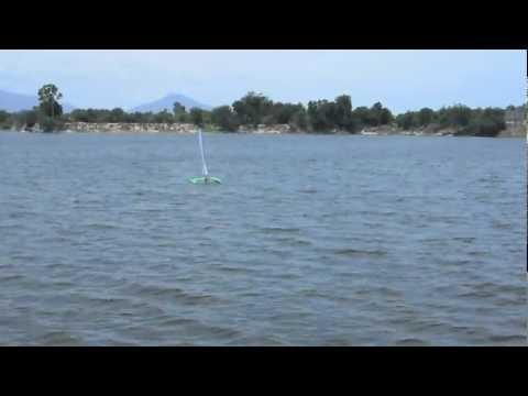 Inferno Mini40 Catamaran - Roland's Inferno