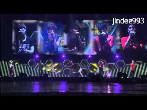 SHINee - The Name I Loved Live (Crying SHINee)