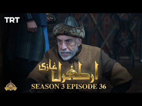Ertugrul Ghazi Urdu | Episode 36| Season 3