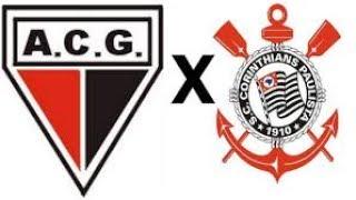 AO VIVO EM HDAtlético-GO x Corinthians AO VIVO EM  HD
