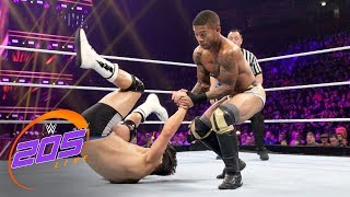 Nonton Lio Rush Vs  Josh Morrell  Wwe 205 Live  Nov  7  2018 Film Subtitle Indonesia Streaming Movie Download