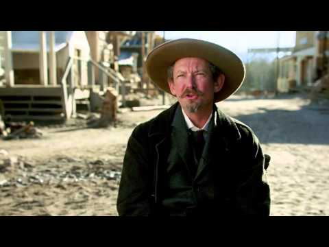 "Klondike: Ian Hart ""Soapy Smith"" On Set Interview"