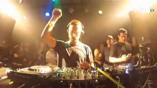 Oscar L - Live @ Happy Techno, City Hall, Barcelona 2017