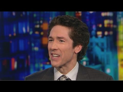 yankee stadium - Renowned pastor Joel Osteen joins