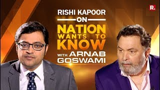 Video Rishi Kapoor On Nation Wants To Know With Arnab Goswami | Full Episode MP3, 3GP, MP4, WEBM, AVI, FLV Juni 2018