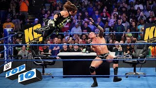 Nonton Top 10 SmackDown LIVE moments: WWE Top 10, April 2, 2019 Film Subtitle Indonesia Streaming Movie Download
