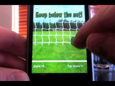 Video of Keepy Uppy Pro