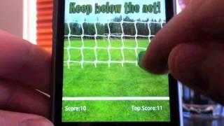Keepy Uppy Pro YouTube video