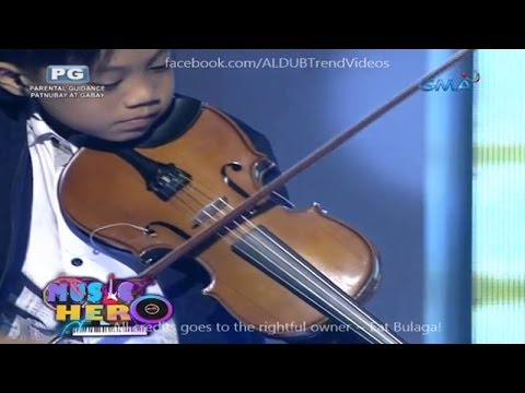 Eat Bulaga Music Hero January 11 2017 Full Episode #ALDUBLifePositivity (видео)