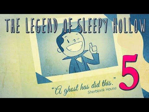 Episode 5 - The Legend of Sleepy Hollow - DOUBLE-EPISODE SPECTACULAR