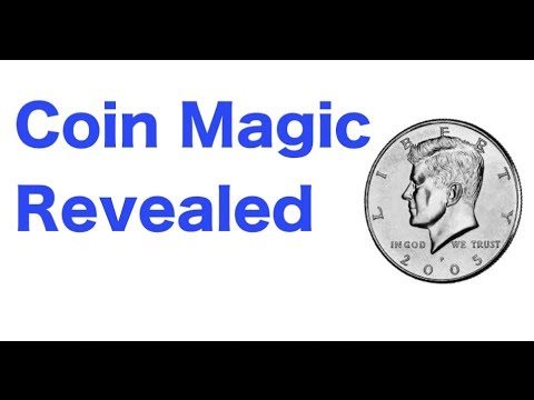 Coin Vanishes Revealed