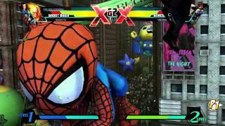 Nemesis vs. Dr. Strange