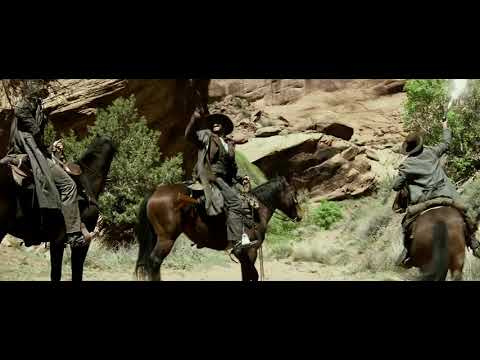 Best Fight Scene | The Lone Ranger | 2013 HD