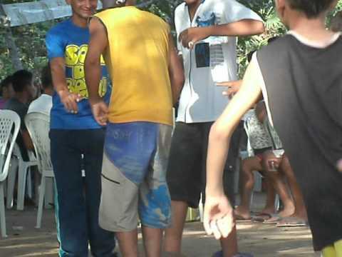 Bêbados Dançarinos Na arena do Jacú em Campanario-ce