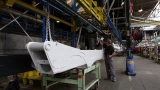 Pontchateau France  City pictures : Bobcat France Pontchateau Factory Video 2013