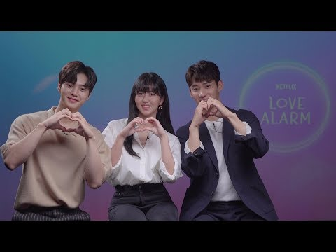 EXCLUSIVE: Q&A with Lead Cast of Netflix K-Drama 'Love Alarm'