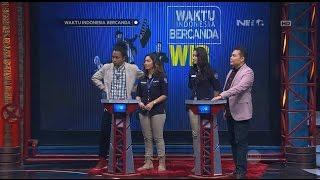 Video Waktu Indonesia Bercanda - Ngakak Abis Tim Kreatif WIB Dikerjain Ikut Bermain (1/4) MP3, 3GP, MP4, WEBM, AVI, FLV September 2018