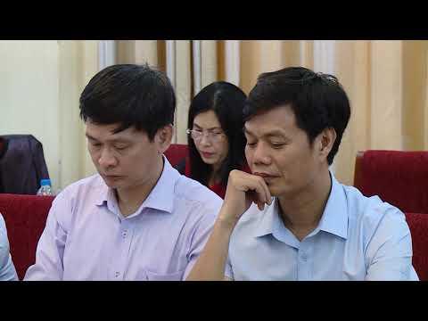 Sở Y tế Hà Nội làm việc với UBND quận Đống Đa về công tác y tế trên địa bàn