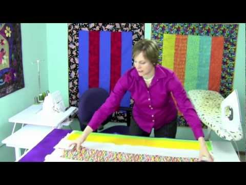 1-Hour Serger Quilt