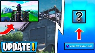 *NEW* Fortnite Update! | Collect Free Skin Now, Rocket Complete, Season 11!