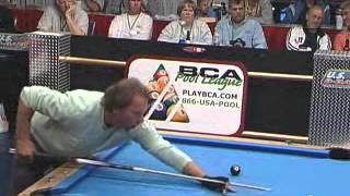 Earl Strickland CJ Wiley 06 US Open 9-Ball -  Martin Courtois Commentary